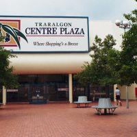 Traralgon, mall, Траралгон