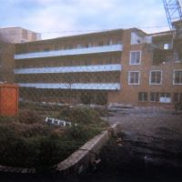 2002 Central Gippsland Hospital, Demolition, Траралгон