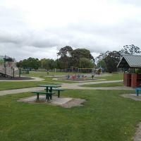 Newman Park, Traralgon, Траралгон
