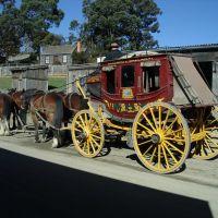 Stagecoach, Балларат