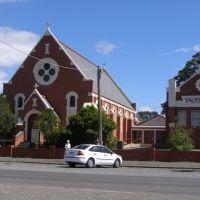 St Aloysius Church and School, Балларат
