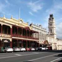 Lydiard Street Ballarat, Балларат