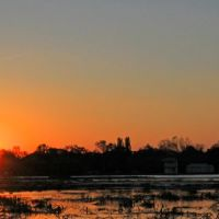 Sunset Lake Wendouree in Ballarat, Балларат