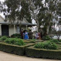 Vecinos de Sovereign Hill, Ballarat, Australia, Балларат