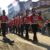 The Red Coats are coming: Ballarat, Балларат