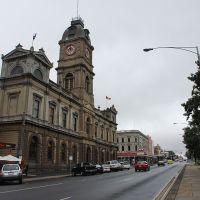 Ballarat city hall., Балларат