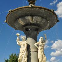 Alexandra fountain, Bendigo, Бендиго
