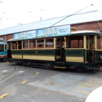 Historic Trams, Bendigo Tram Depot, 1 Tramways Road, Bendigo, Victoria, Бендиго