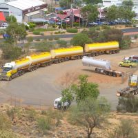 Road Train Alice Springs, Алис Спрингс