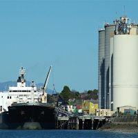 Mersey River Wharf - Devonport, Tasmania, Девонпорт