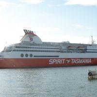 Spirit Of Tasmania By Massimo, Девонпорт