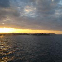 Devonport_Sunset, Девонпорт