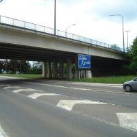Pont N82 / N4 (route de Bastogne), Арлон