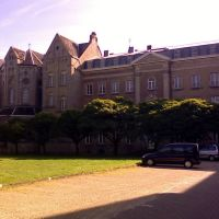 Campus of Arlon, University of Liege, Арлон
