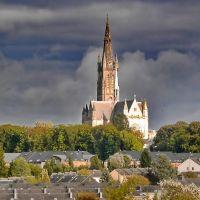 St Maarten kerk Arlon., Арлон