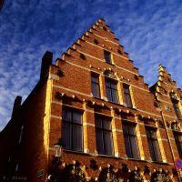 Bruges : Katelijnestraat, Брюгге