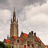 Bruges, Onthaalkerk, Брюгге