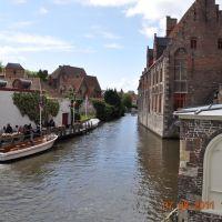 Brugge Belguim, Брюгге