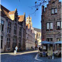 Early spring in Brugge - Belgium, Брюгге