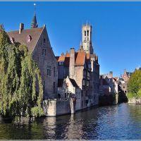 Postcard from Brugge, Belgium, Брюгге