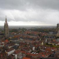 St-Salvatorkathedraal Onze-Lieve-Vrouwekerk van Belfort, Брюгге