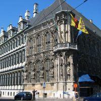 Rathaus von Gent - Belgien, Гент