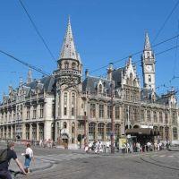 Gent - Post-Building Koornmarket - Belgien, Гент