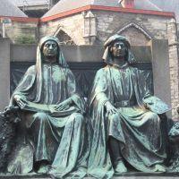 Gebroeders van Eyck, Гент