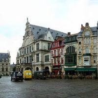 Sint Baafsplein (5 pic stitch), Гент