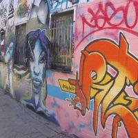 Graffitiak Ganten, Гент