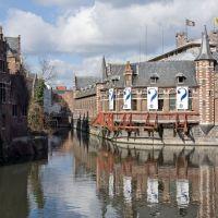 Canals / Ghent, Belgium, Гент