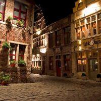 Patershol, Гент