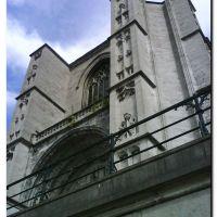 Petite visite à la Collégiale Sainte WAUDRU à Mons, Монс