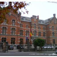 Caserne de la Gendarmerie à Mons – Police Fédérale, Монс