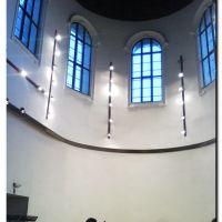 Conservatoire royal de Mons – la chapelle (auditorium)., Монс