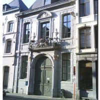 Mons – rue d'Havré - Refuge de l'Abbaye d'Aulne, Монс