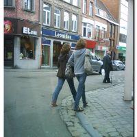 Les rues de Mons, au passage,… les passants !, Монс