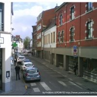 """Rue des Juifs - Mons """"Monopoly-Montois"""", Монс"""