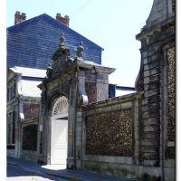 Rue de la Terre du Prince à Mons, Монс