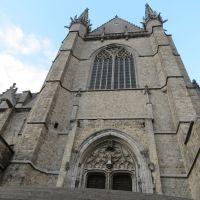Belgien (Mons  cathedrale sainte Waudru), Монс