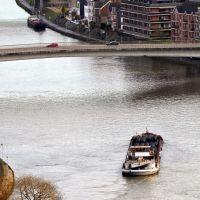 Namur  ---  La Meuse // Maas, Намюр