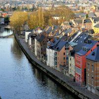 Namur -- La Sambre, Намюр