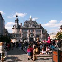 Namur en mai, la Place dArmes, Намюр