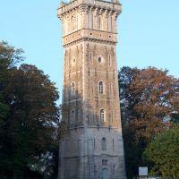 Oude toren misbruikt als antennemast in Namen (B), Намюр