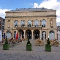 Place du Théâtre, Намюр