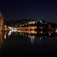 Namur, le confluent de la Sambre et de la Meuse, Намюр