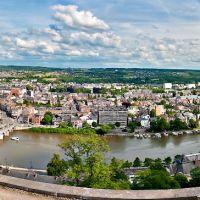 Panorama Namur /zk, Намюр