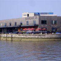 Hangar 26 & Schelde, Antwerpen, Антверпен