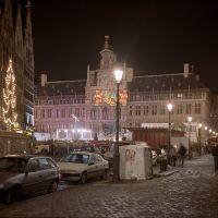 Grote Markt, Christmas 2002, Антверпен