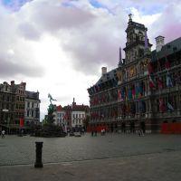 BEL Antwerpen Stadhuis by KWOT, Антверпен
